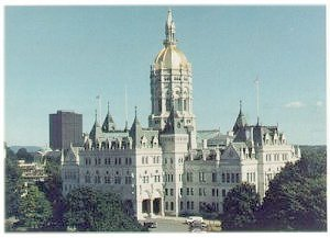 A Picture of The State Capitol