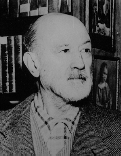 a picture of Charles Ives