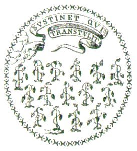 A Picture of The Original Seal