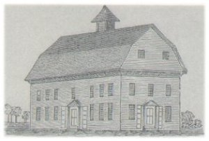 A Picture of The First State House