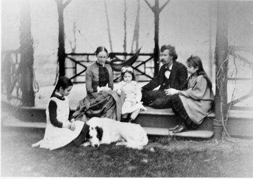 Family of Mark Twain